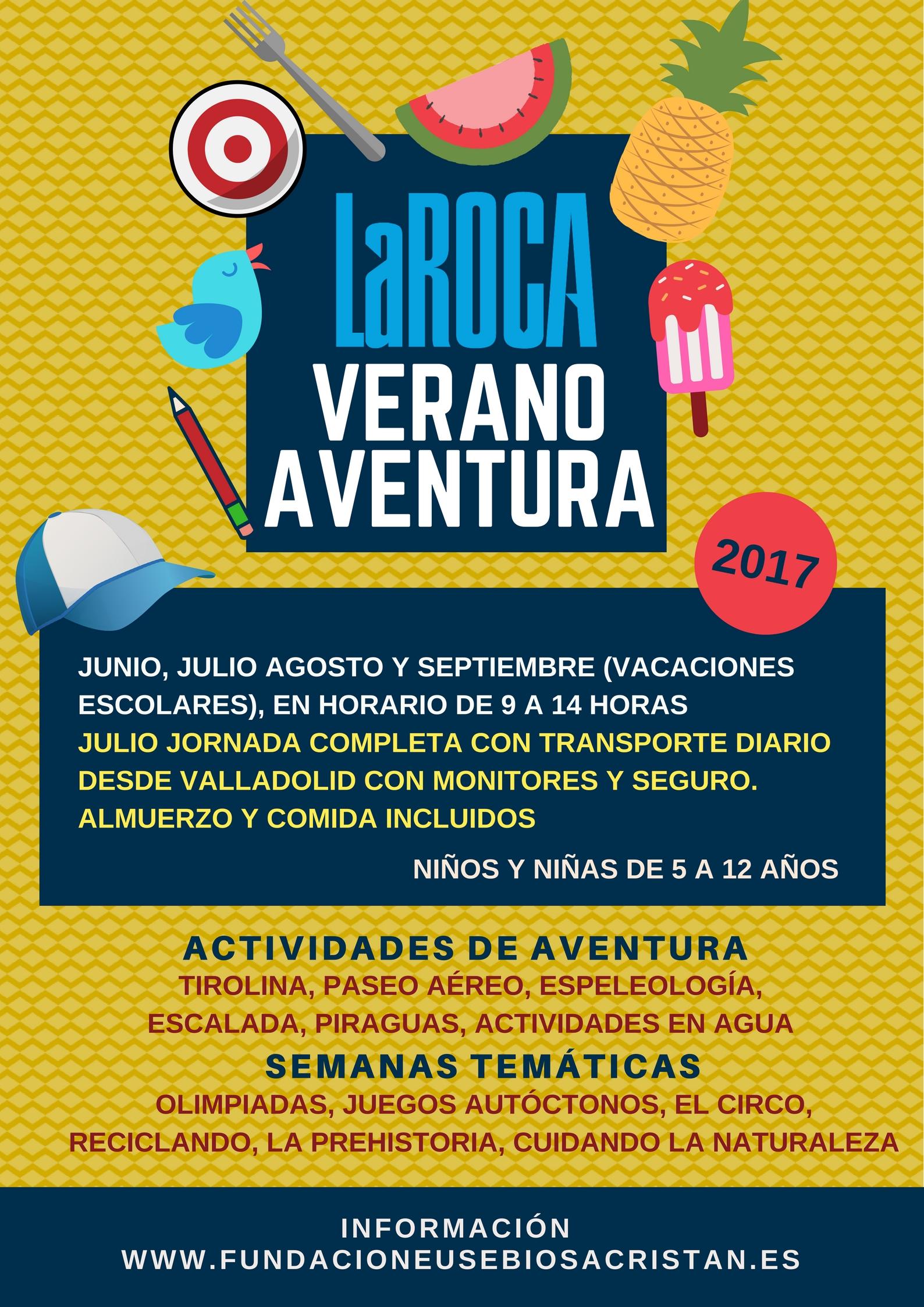 VERANO AVENTURA GENERAL