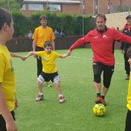 La Fundación Eusebio Sacristán trabaja ya en la Escuela de Deporte Inclusivo de Castilla y León