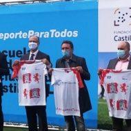 Jugar con la camiseta de la inclusión y de la comunidad: Nace la Escuela de Deporte Inclusivo de Castilla y León: